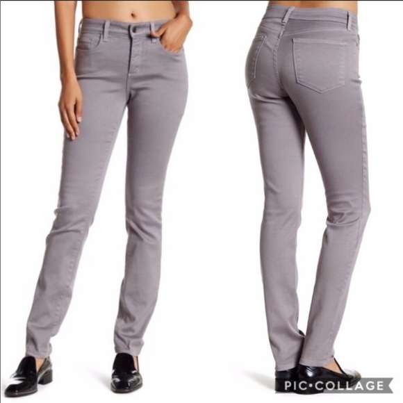 NYDJ Denim - NYDJ Alina Leggings Skinny Jeans  Gray size 12